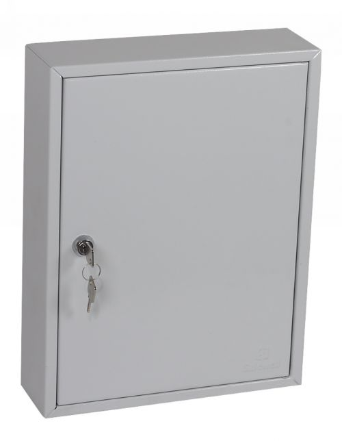 Phoenix Commercial Key Cabinet KC0601K 42 Hook with Key Lock