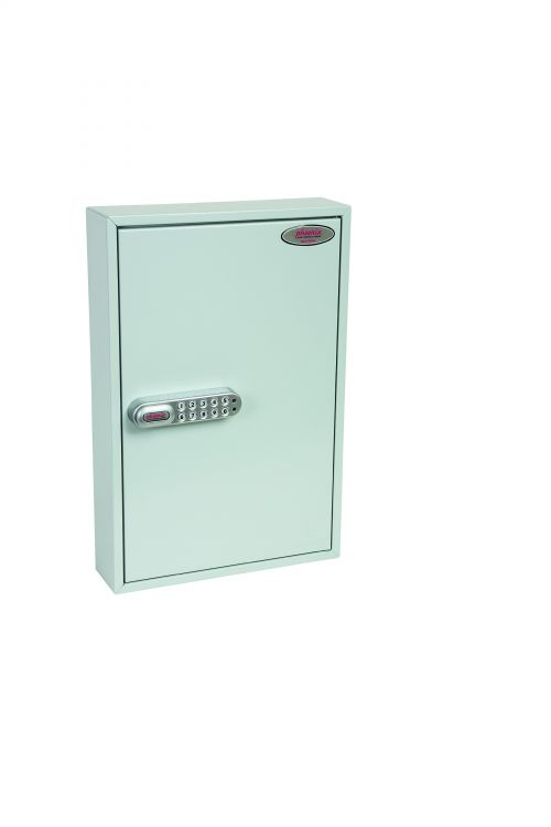 Phoenix Commercial Key Cabinet 64 Hook Electronic Lock.