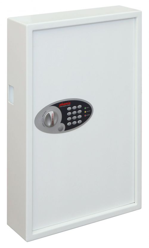 Phoenix Cygnus Key Deposit Safe KS0033E 144 Hook with Electronic Lock