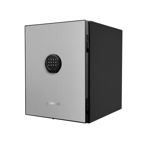 Phoenix Spectrum LS6001ELG Luxury Fire Safe with Light Grey Door Panel and Electronic Lock