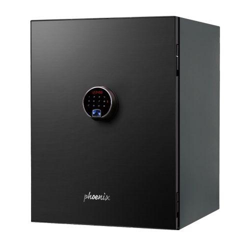 Phoenix Spectrum Plus LS6012FB Size 2 Luxury Fire Safe with Black Door Panel and Electronic Lock