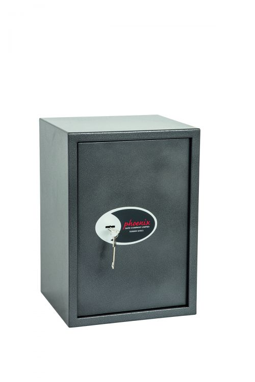 Phoenix Vela Home & Office Size 4 Security Safe Key Lck