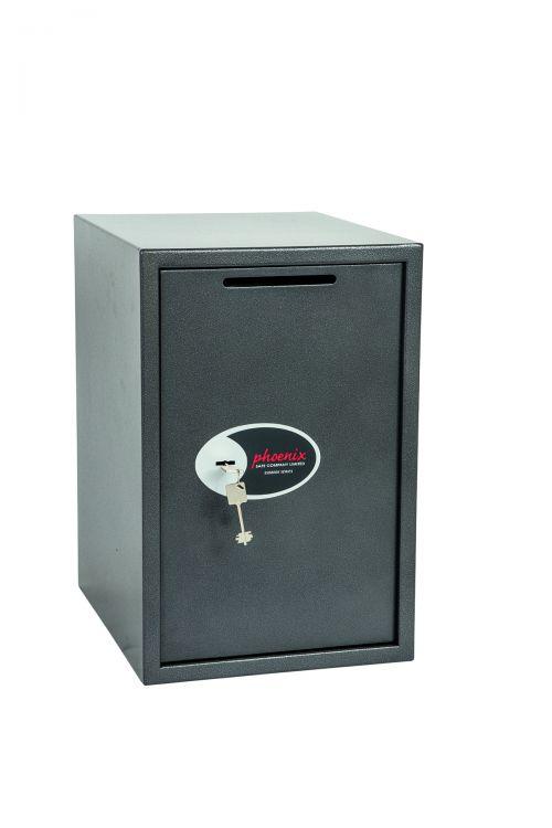Phoenix Vela Deposit Home & Office Size 5 Safe Key Lock