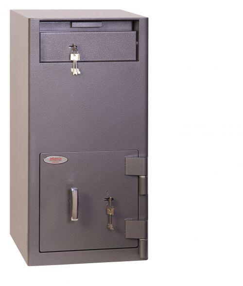 Phoenix Cash Deposit SS0997KD Size 2 Security Safe with Key Lock