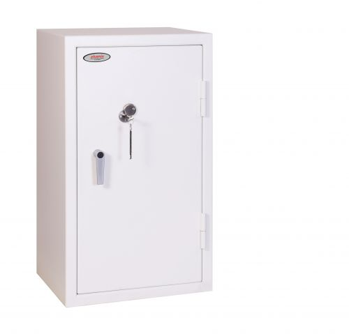 Phoenix SecurStore SS1162K Size 2 Security Safe with Key Lock