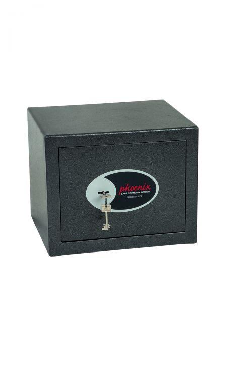 Phoenix Lynx SS1171K Size 1 Security Safe with Key Lock