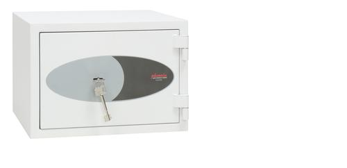 Phoenix Fortress Pro SS1441K Size 1 Fire & S2 Security Safe with Key Lock