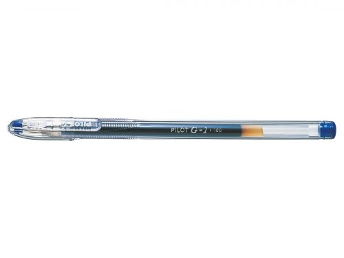 Pilot G-1 Gel Ink Rollerball Pen 0.7mm Medium Tip 0.5mm Blue