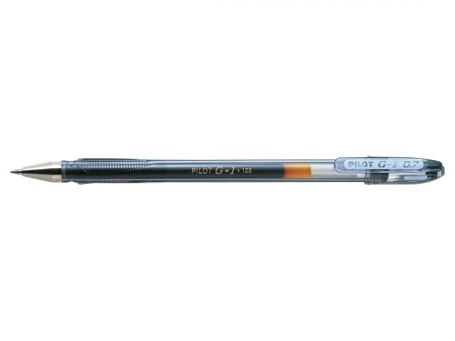 Pilot G1 Gel Ink Rollerball Pen Medium Black (Pack of 12) G10701
