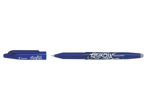 Pilot FriXion Erasable Rollerball Fine Blue (Pack of 12) 224101203