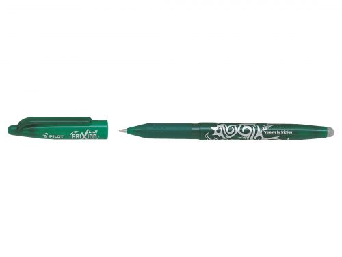 Pilot FriXion Erasable Rollerball Fine Green (Pack of 12) 224101204
