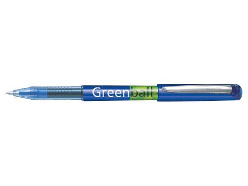 Pilot Greenball Begreen Liquid Ink Blue