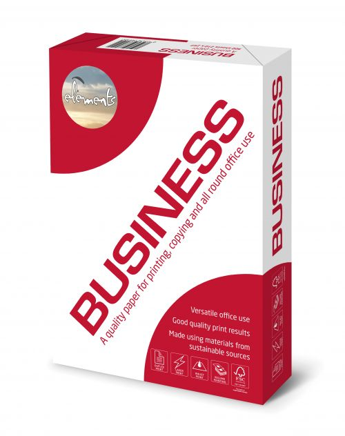 Elements Business FSC A4 100gsm White Paper (Box 2500) Code ELB21100