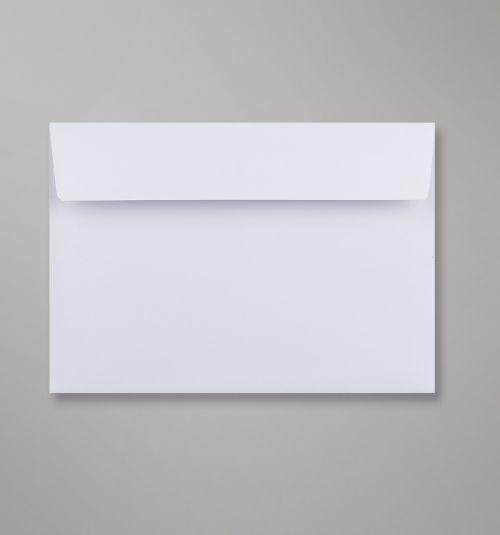 Wallet Peel & Seal C6 Super White 120gsm 114 x 162mm No Opaque (Box 500) Code C03C6PS