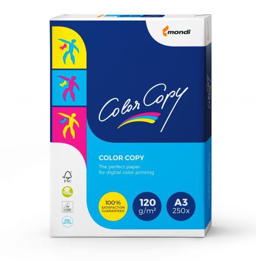 Color Copy FSC A3 120gsm White Paper (Box 1750) Code COLA3120