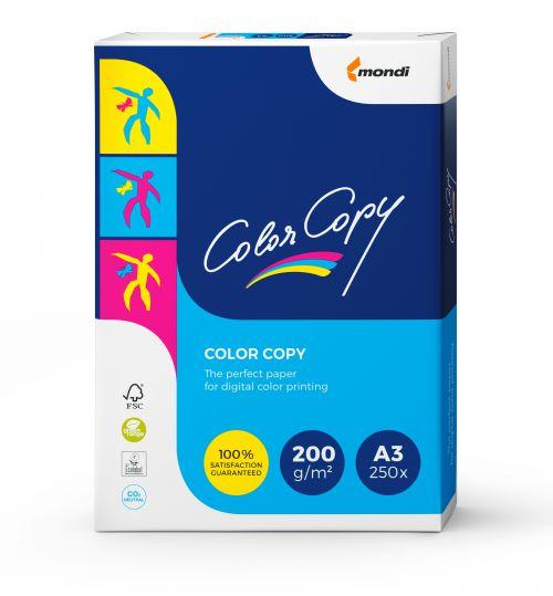 Color Copy FSC A3 200gsm White Paper (Box 1000) Code COLA3200