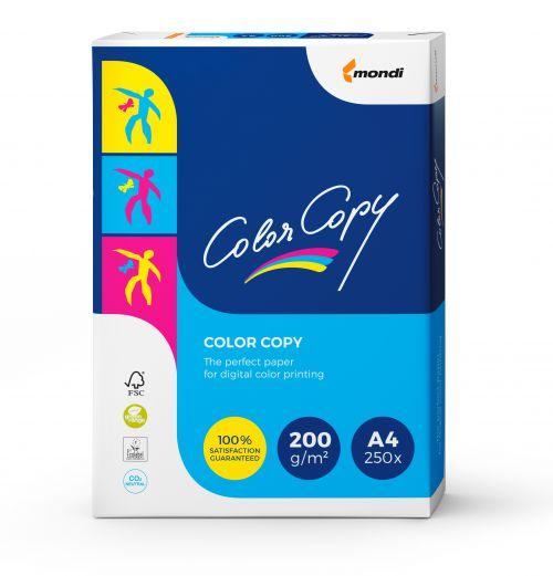 Color Copy FSC A4 200gsm White Paper (Box 1250) Code COLA4200