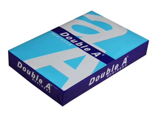 Double A Business White A4 75gsm Paper (Box 2500) Code DAB2175