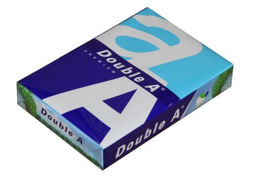 Double A Premium White A4 80gsm Paper (Box 2500) Code DAP2180