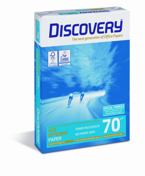Discovery Copier A4 70gsm White Paper (Box 2500) Code DSC2170