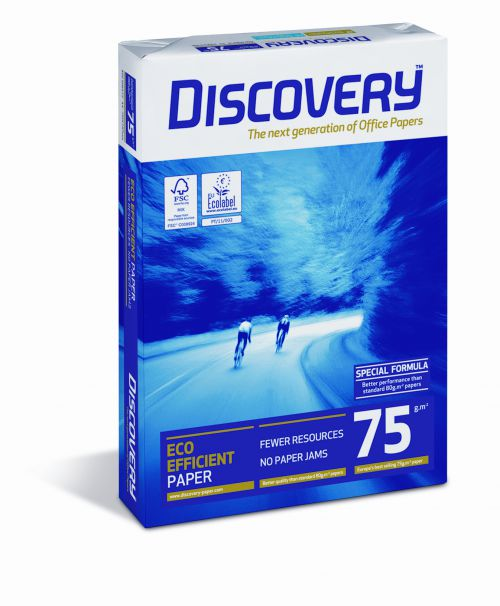 Discovery Copier A3 75gsm White Paper (Box 2500) Code DSC4275