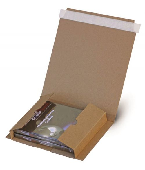 C4+ Book Wrap 330mm x 270mm x 1-50mm (Pack 25) Code BWC4P80