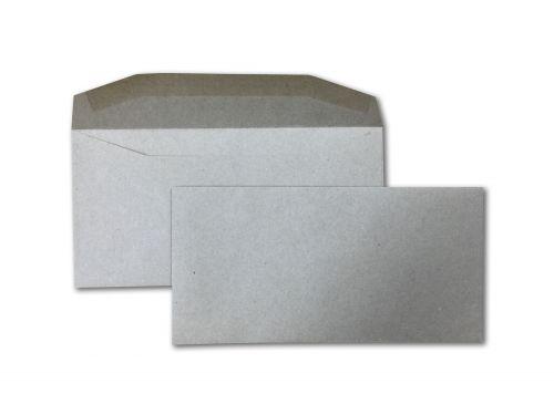 Mailer Gummed DL 110 x 220mm Manilla 80gsm (Box 1000) Code ENVDL/10209