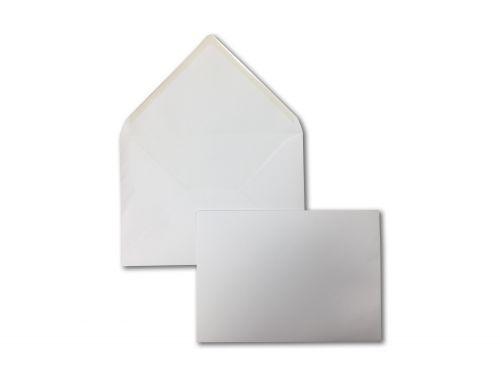 Banker Gummed C5 White 100gsm 162x229mm No Opaque (Box 500) Code ENVC5/ST162DW