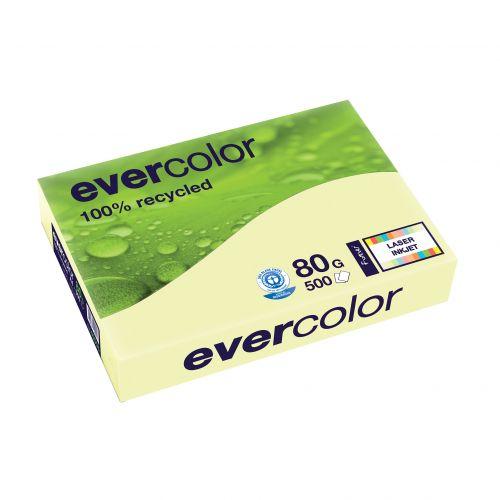 Evercolor Canary A4 80gsm Paper (Box 2500) Code EVCA2180