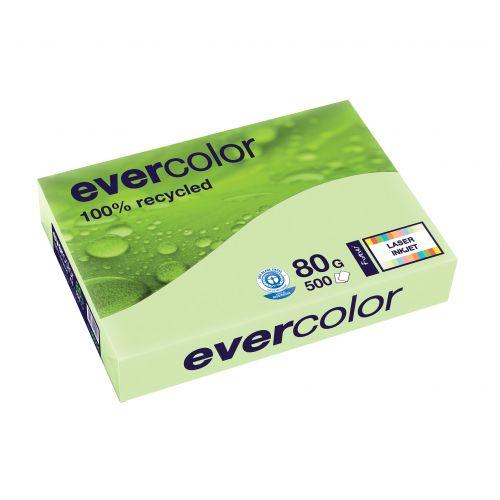 Evercolor Green A4 80gsm Paper (Box 2500) Code EVG2180