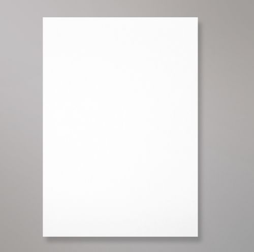 Pocket Peel & Seal C4 Board Back 324 x 229mm White 120gsm Paper 600gsm Grey Board Backed (Box 125) Code HB324W