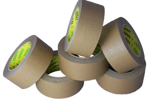 Kraft Adhesive Tape 50mm x 50m (Pack 36) Code TKRAFT