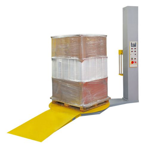 Machine Pallet Stretch Film Power Pre-Stretch Machine 500mm 20mic (Pack 1) Code MFPP20MIC