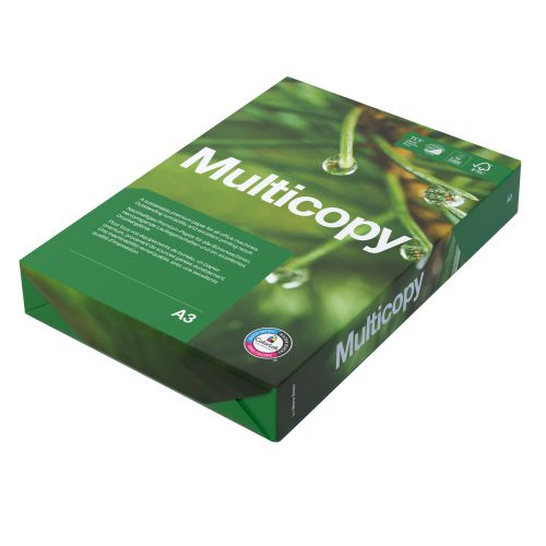 Multicopy Original FSC A3 160gsm White Paper (Box 1250) Code MC042160
