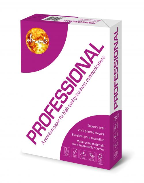 Elements Professional FSC A3 90gsm White Paper (Box 2000) Code EPR4290