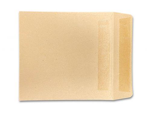 Plain Self Seal Wage Envelope 108 x 102 Manilla 80gsm (Box 1000) code RBLL10112