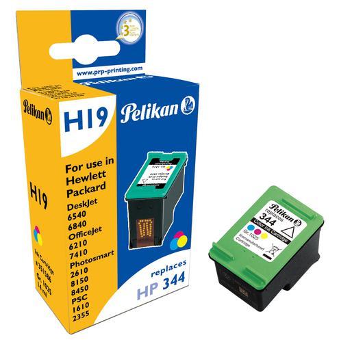 Pelikan Ink Cartridge replaces HP 344 Tri-Colour (C9363EE)
