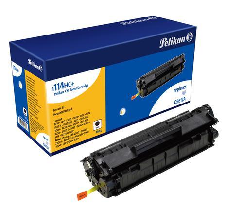 Pelikan Laser Toner replaces HP 12A Black (Q2612A)