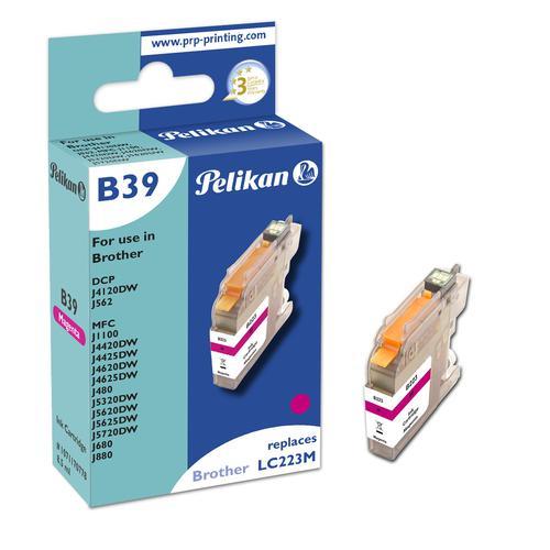 Pelikan Ink Cartridge replaces Brother LC223M Magenta