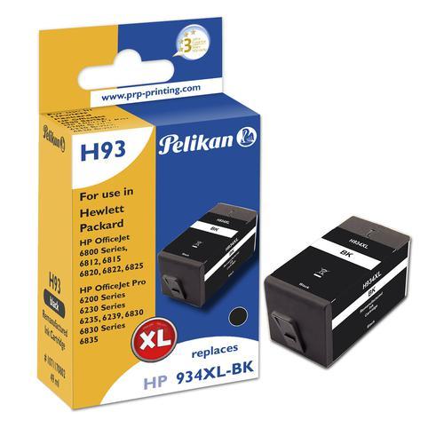 Pelikan Ink Cartridge replaces HP 934XL Black (C2P23AE)