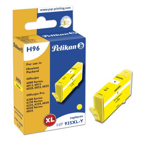 Pelikan Ink Cartridge replaces HP 935XL Yellow (C2P26AE)