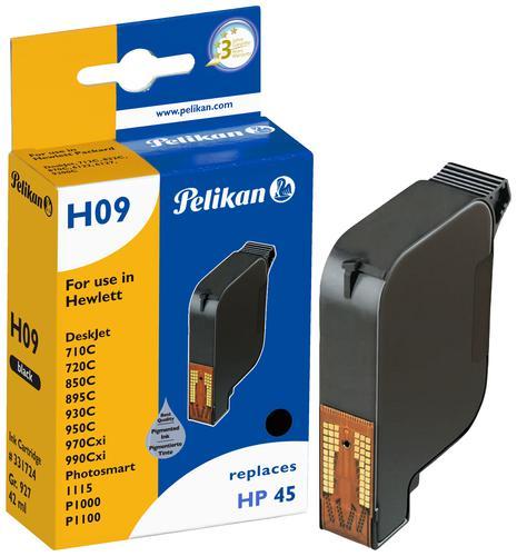 Pelikan Ink Cartridge replaces HP 51645A Black 930