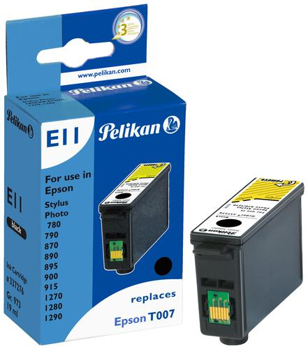Pelikan Ink Cartridge replaces Epson T007401 Black 540