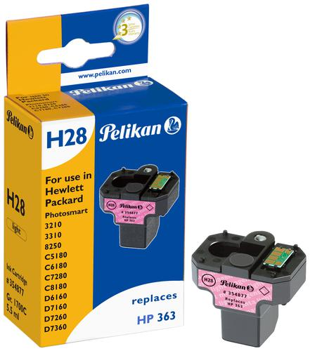 Pelikan Ink Cartridge replaces HP 363 Light Magenta (C8775EE)