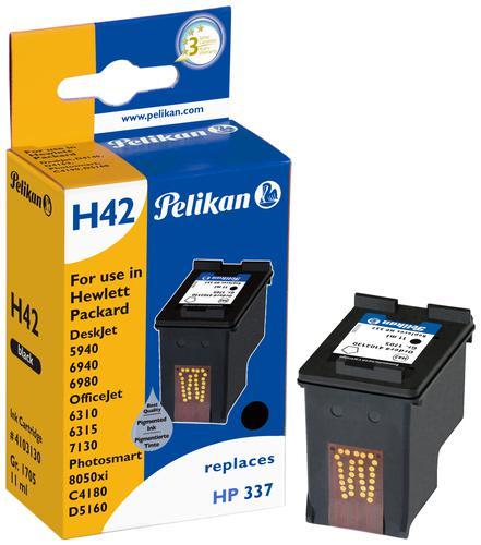 Pelikan Ink Cartridge replaces HP 337 Black (C9364EE)
