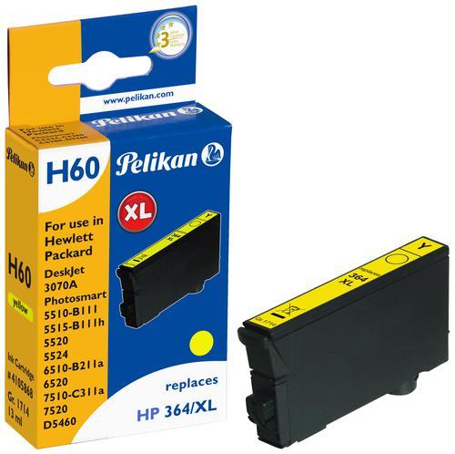 Pelikan Ink Cartridge replaces HP 364XL Yellow (CB325EE)