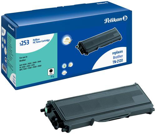 Pelikan Laser Toner replaces Brother TN-2120 Black