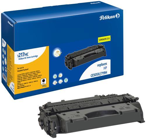Pelikan Laser Toner replaces HP 05X Black (CE505X)