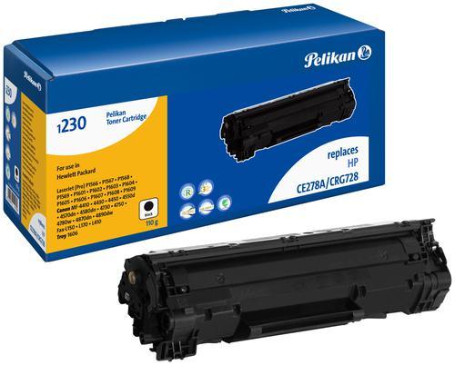 Pelikan Laser Toner replaces HP 78A Black (CE278A)
