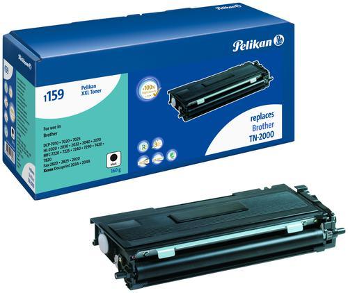 Pelikan Laser Toner replaces Brother TN-2000HC Black
